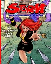Roy  Thomas Storm De kronieken van Roodhaar Deel 1 - De legende van Krill