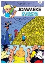Nys Jef, Jommeke 058