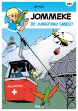Gerd van Loock , De Jungfrau smelt !