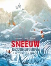 Fred,Vignaux/ Convard,,Didier Sneeuw - de Oorsprong Hc03