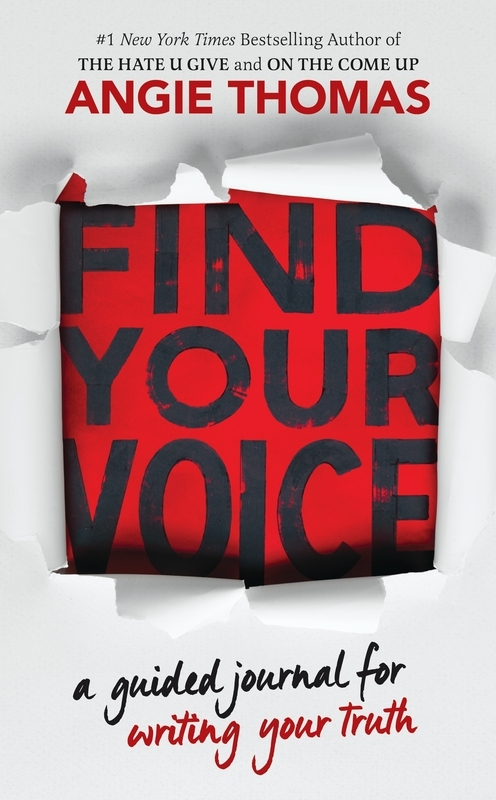 Thomas, Angie,Find Your Voice: A Guided Journal for Writing Your Truth with Angie Thomas