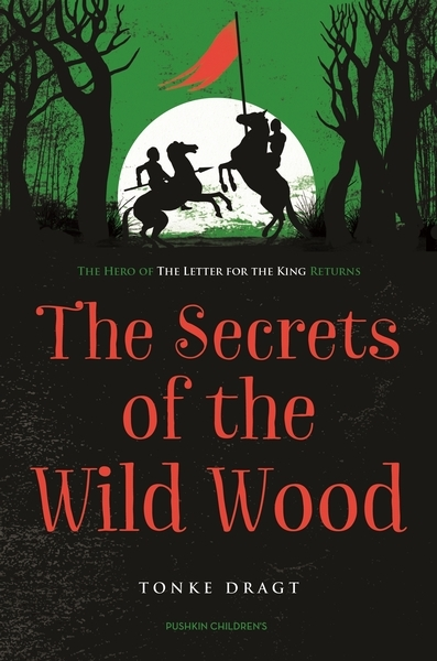 Tonke (Author) Dragt,The Secrets of the Wild Wood