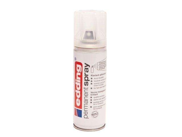 ,Verfspuitbus edding 5200 permanent spray mat blank