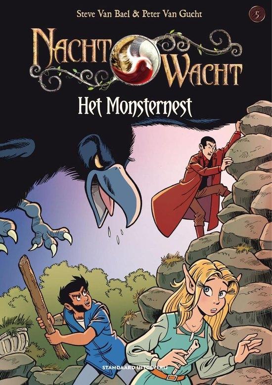 Steve Van Bael, Peter Van Gucht,Het monsternest
