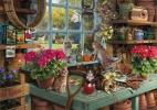 Wen-802108z , Grandpa`s potting shed - steve read - wentworth houten puzzel - 40 - 125x87mm