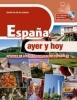 Isa de los Santos, David, España, ayer y hoy - Libro + CD-ROM