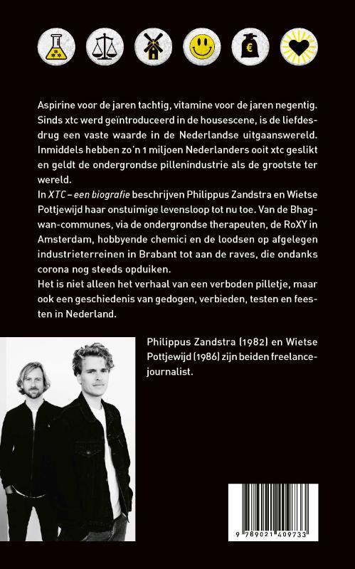 Philippus Zandstra, Wietse Pottjewijd,XTC