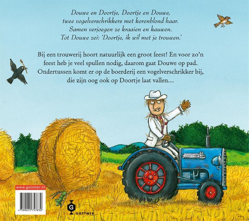 Julia Donaldson,Trouwerij op de boerderij