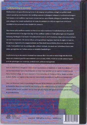 David Pinto, Hans van Doremalen,Conflicthantering en diversiteit