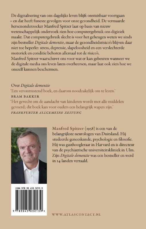 Manfred Spitzer,Digiziek