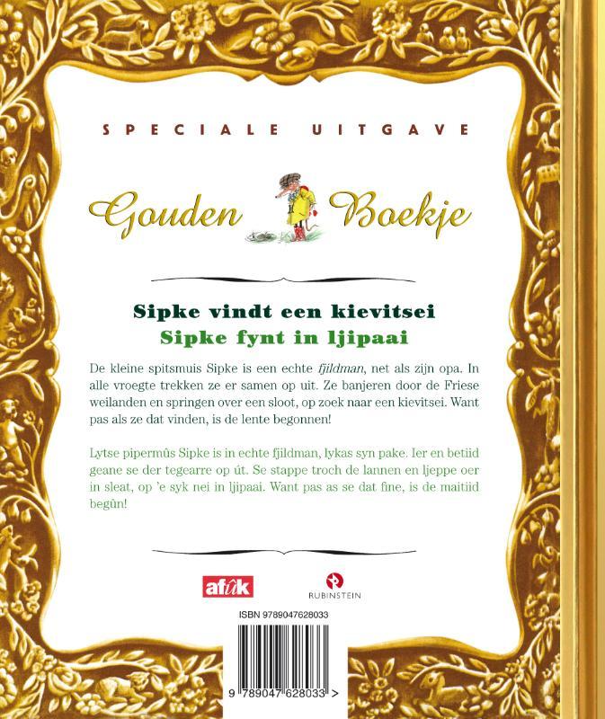 Lida Dijkstra,Sipke vindt een kievitsei Sipke fynt in ljipaai