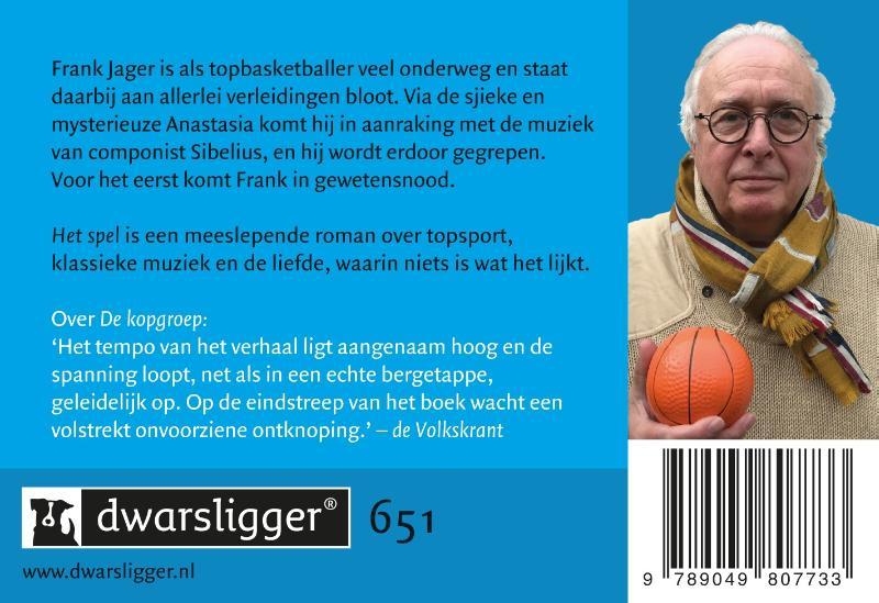 Mart Smeets,Het spel