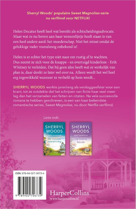 Sherryl Woods,Haar grootste verlangen