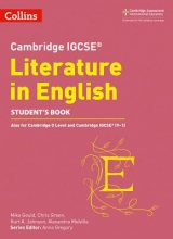 Gould, Mike Cambridge Igcse(r) Literature in English Student Book