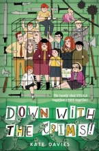 Kate Davies The Crims #2: Down with the Crims!