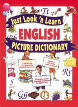 Hochstatter, Daniel J. Just Look`N Learn English Picture Dictionary
