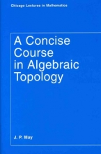 J. Peter May A Concise Course in Algebraic Topology
