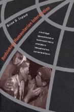 Lepard, Brian D. Rethinking Humanitarian Intervention