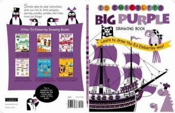Emberley, Ed Ed Emberley`s Big Purple Drawing Book
