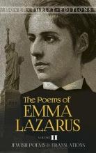 Lazarus, Emma The Poems of Emma Lazarus, Volume II