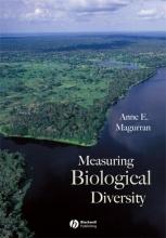 Anne E. Magurran Measuring Biological Diversity