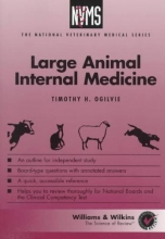 Ogilvie, Timothy H. Large Animal Internal Medicine