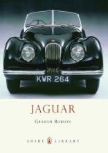 Graham Robson Jaguar