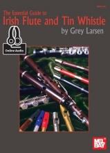 Grey E Larsen ESSENTIAL GUIDE TO IRISH FLUTE & TIN WHI