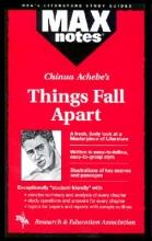 O`Brien, Sara Talis Things Fall Apart (Maxnotes Literature Guides)