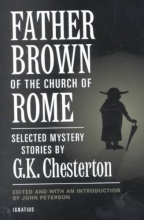 Chesterton, G. K. Father Brown of the Church of Rome