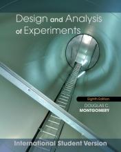 Douglas C. Montgomery Design and Analysis of Experiments