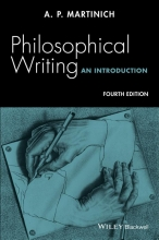 A. P. Martinich Philosophical Writing