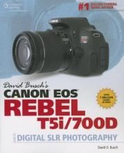 Busch, David D. David Busch`s Canon Eos Rebel T5i/700D