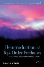Matt W. Hayward,   Michael Somers Reintroduction of Top-Order Predators