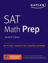 Kaplan Test Prep SAT Math Prep
