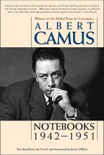 Camus, Albert Notebooks 1942-1951