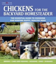 Baldwin, Suzie Chickens for the Backyard Homesteader