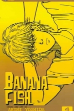 Yoshida, Akimi Banana Fish, Vol. 4