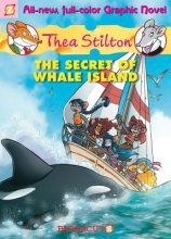 Stilton, Thea Thea Stilton Graphic Novels #1