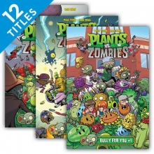 Tobin, Paul Plants Vs. Zombies