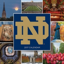 Cal 2017 University of Notre Dame