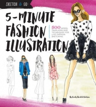 Brickel Edelson, Emily Sketch and Go: 5-Minute Fashion Illustration