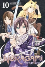 Adachitoka Noragami Stray God 10