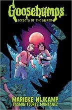 Yasmin Flores Nijkamp  Marieke  Montanez, Goosebumps: Secrets of the Swamp
