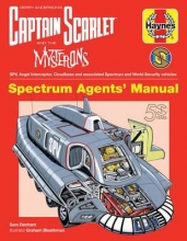 Denham, Sam Captain Scarlet Manual