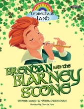 Walsh, Stephen Brendan and the Blarney Stone