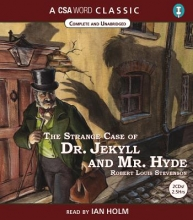 Stevenson, Robert Louis The Strange Case of Dr Jekyll and Mr. Hyde