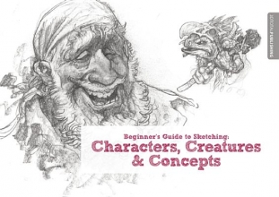 3dtotal Publishing Beginner`s Guide to Sketching