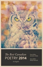The Best Canadian Poetry in English 2014