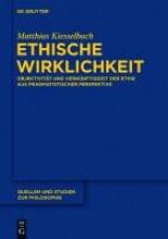Matthias Kiesselbach Ethische Wirklichkeit